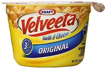velveeta mac and cheese singles calories
