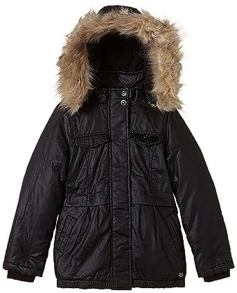 f7742831ad09 TOM TAILOR Kids Mädchen Jacke cool jacket with sequin tape 409, Einfarbig,  Gr
