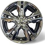 Velospinner New Single 20' Chrome Wheel for 2011-2014 Ford Edge OEM Quality Alloy Rim 3847