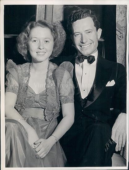 Amazon com: 1939 Charlotte Sharp Edward Wheeler Married New