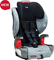 Britax USA Grow with You ClickTight Harness-2-Booster Car Seat - 2 Layer Impact Protection - 25 to 120 Pounds, Spark [Newer