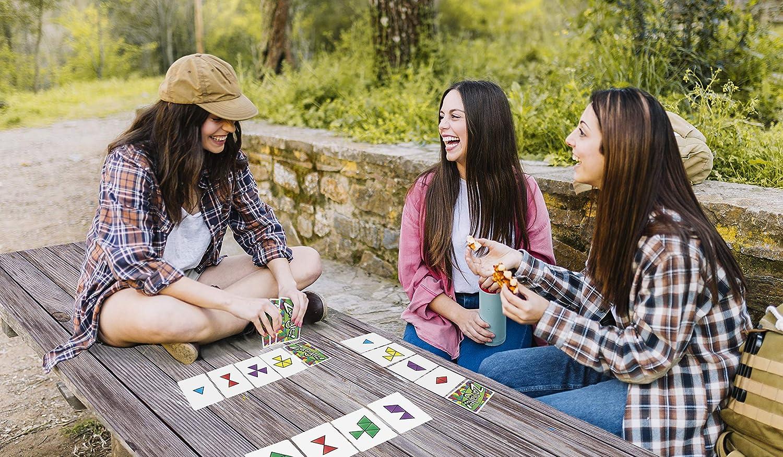 Zangle Card Game geomtery game