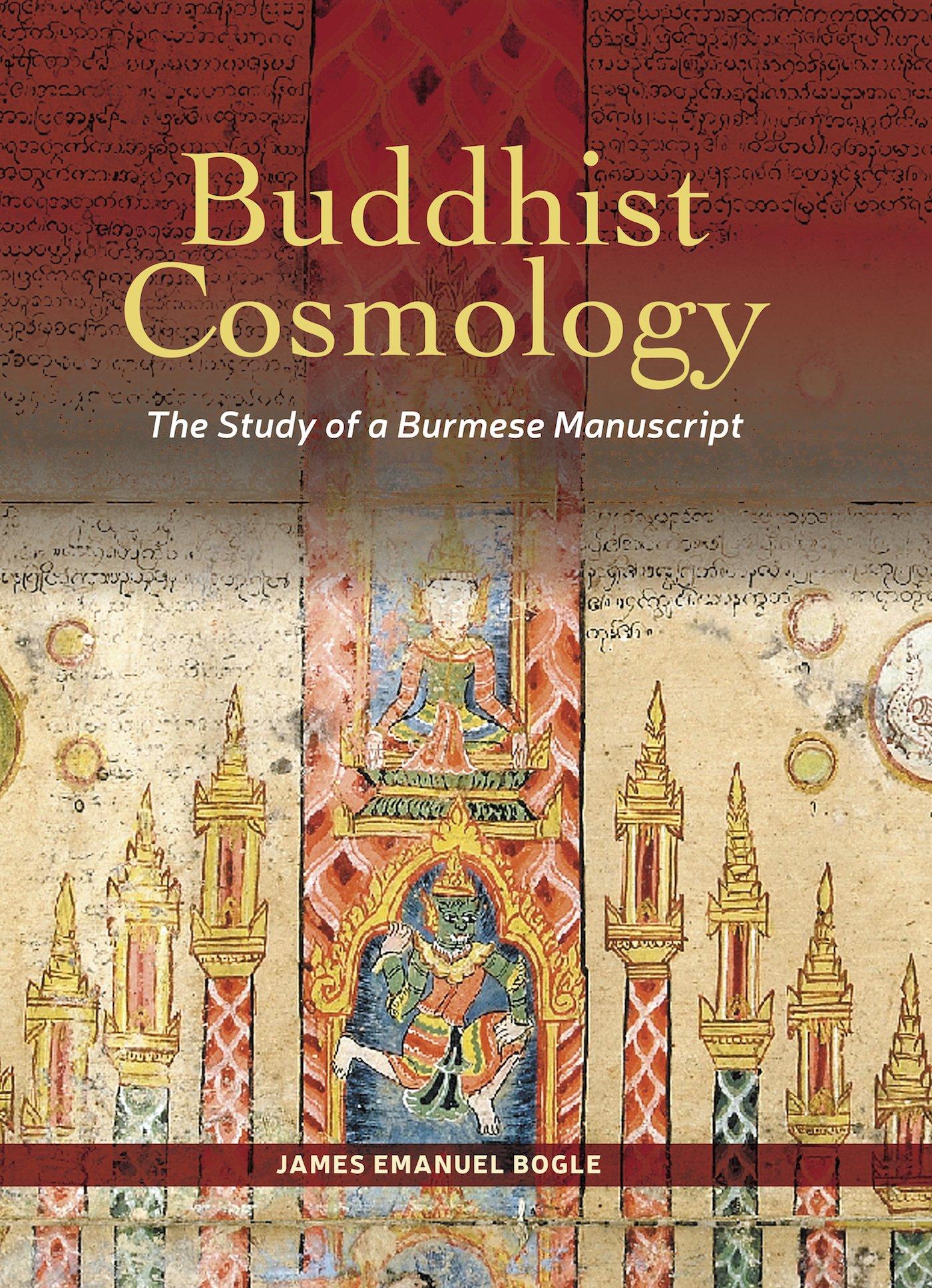 Buddhist Cosmology: The Study of a Burmese Manuscript pdf epub