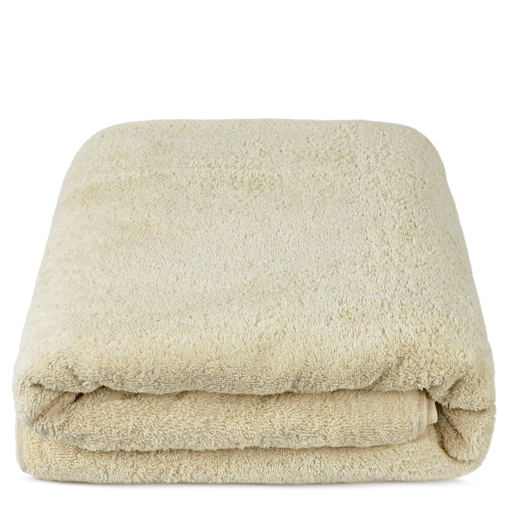 Oversize Premium Quality Bath Sheet, Extra Large 40x80 Inches, 100% Soft Turkish Cotton