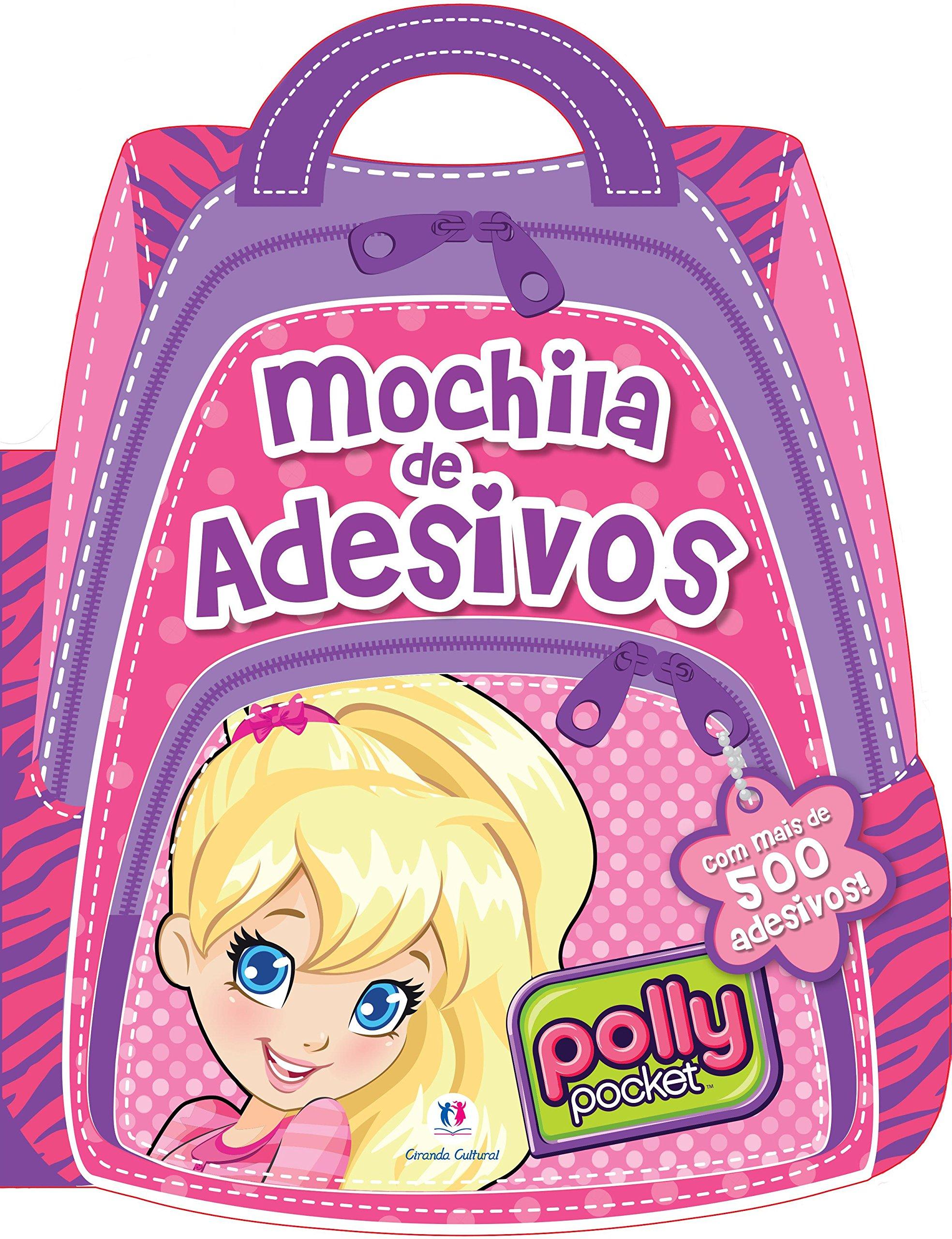 Polly Mochila de Adesivos (Portuguese Brazilian) Paperback – 2000