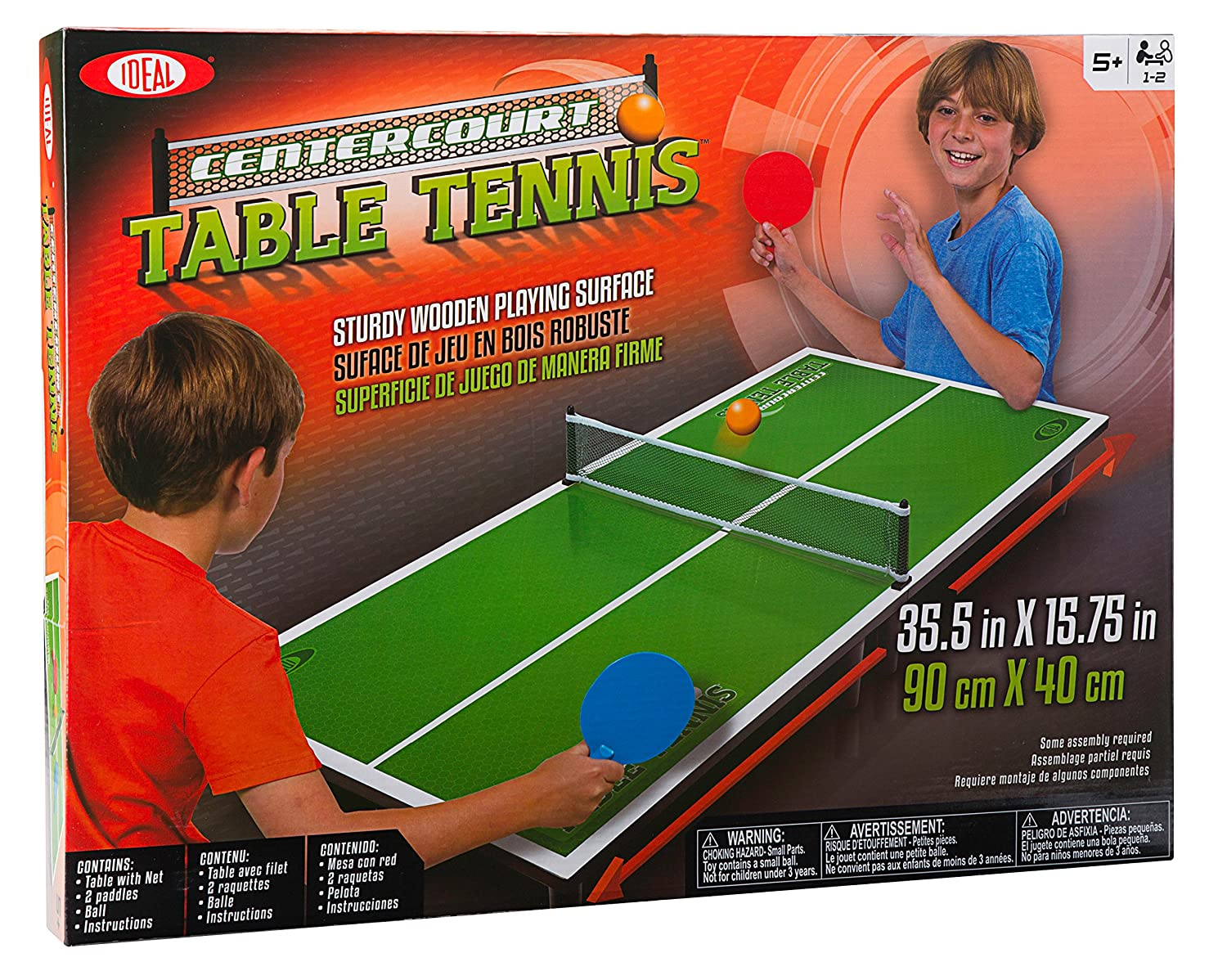 Ideal Centercourt Table Tennis B00RQLGXPW