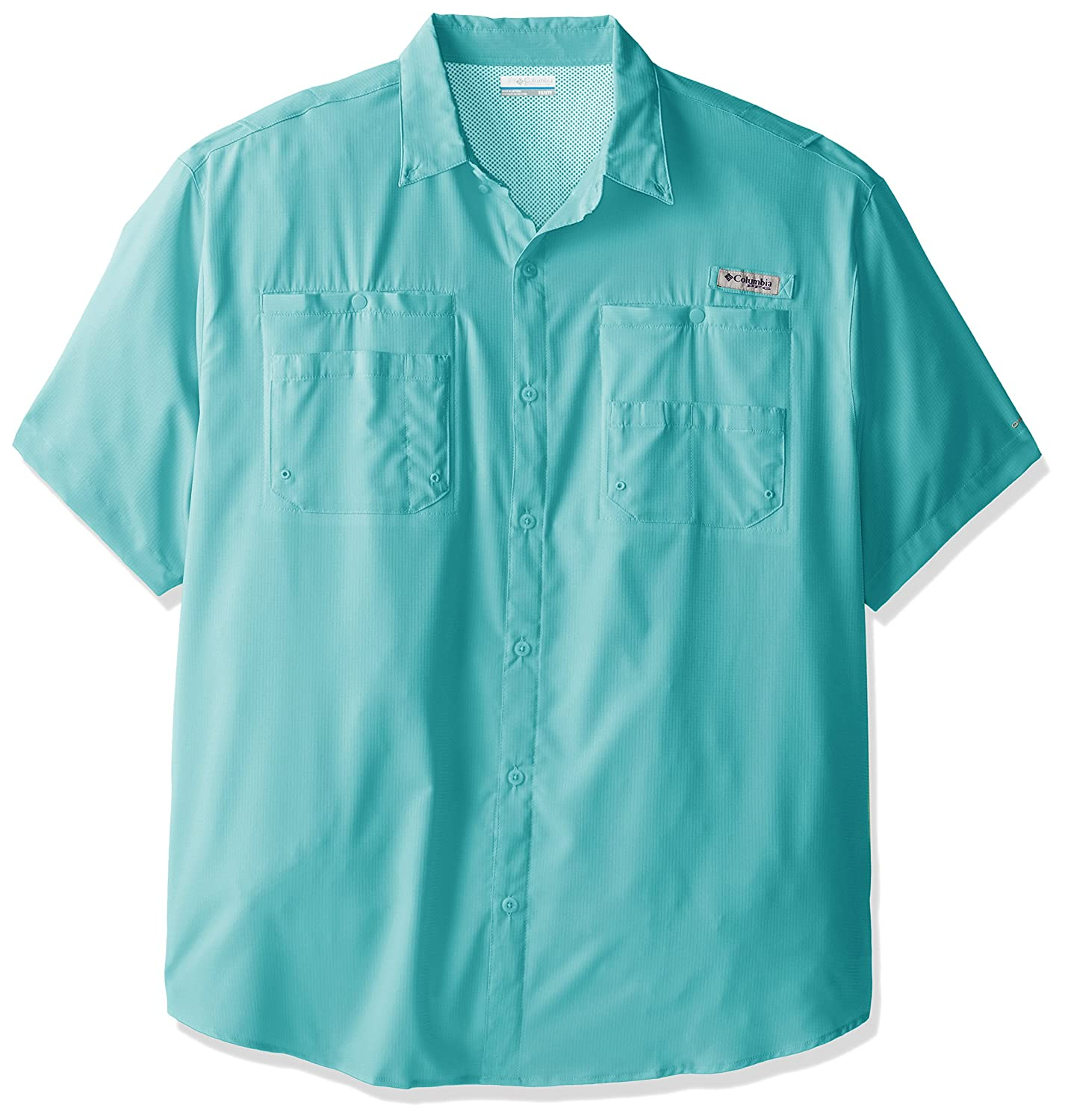 d8fe2be6283 Our lightest weight fishing shirt is designed to offer cool comfort and  functionality over the long haul. Quick drying fabric wicks moisture, ...