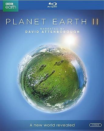 Planet Earth II [Blu-ray] [2016]