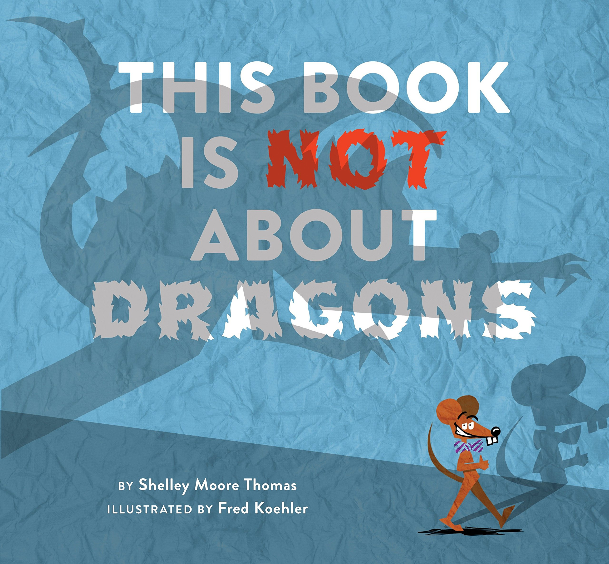 This Book Is Not About Dragons: Shelley Moore Thomas, Fred