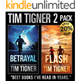 Tim Tigner 2 Pack: Save 20%