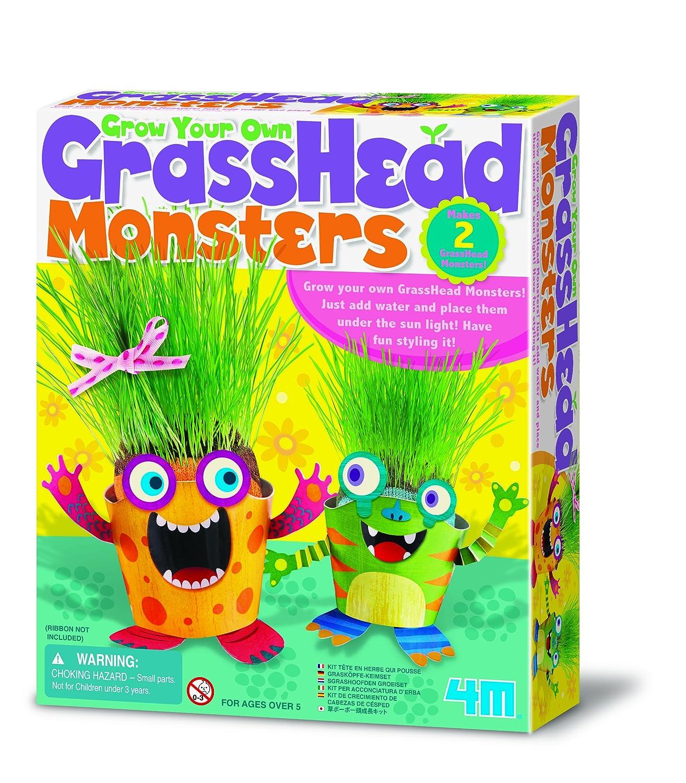 Great Gizmos 4m - Juego Científico - 2 cabezales que aspiran a crecer: Amazon.es: Juguetes y juegos