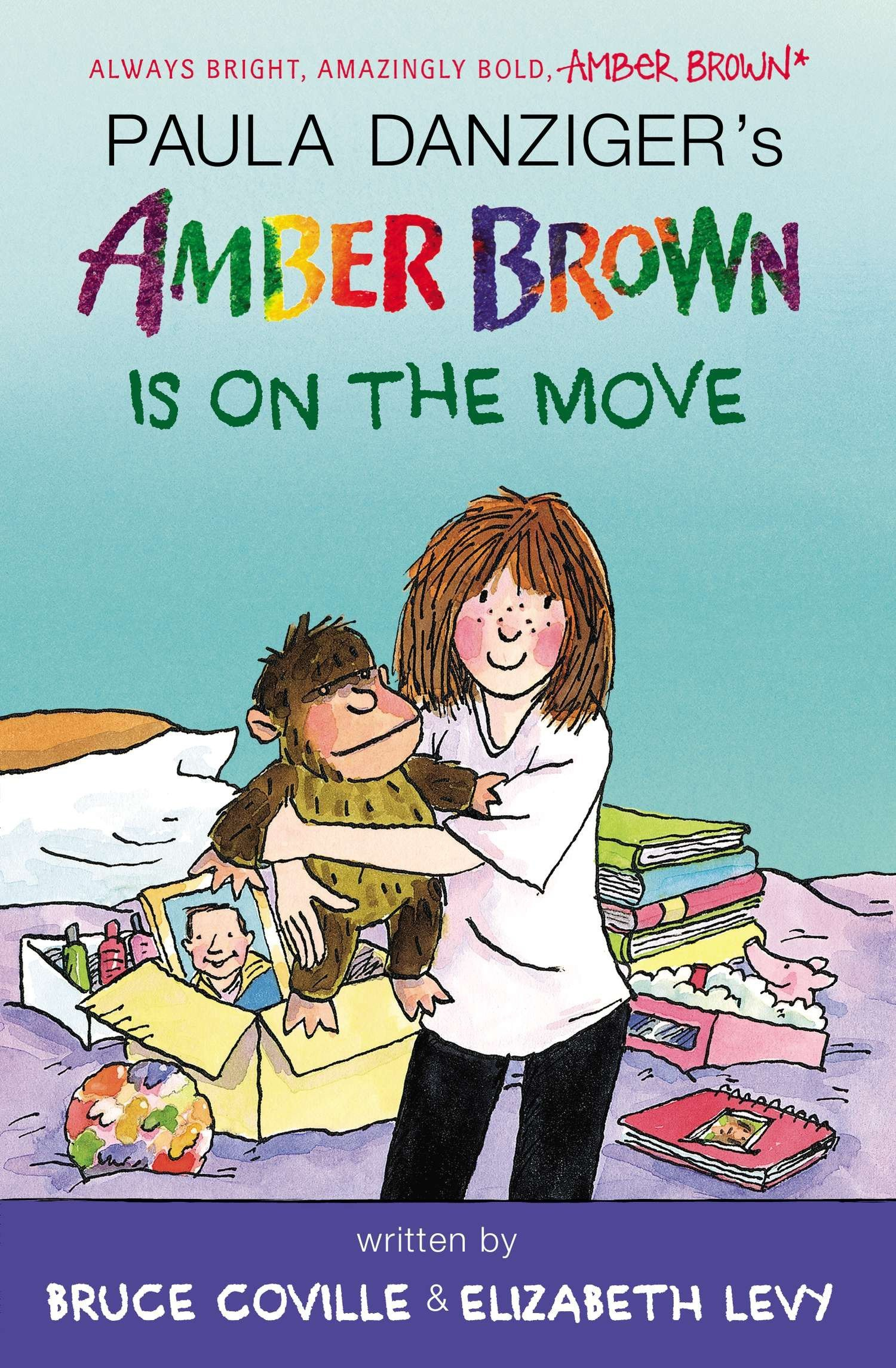 Amber Brown Is on the Move pdf