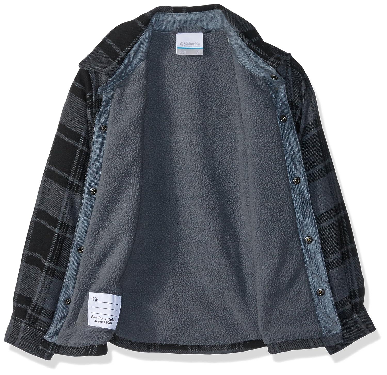 Amazon.com: Columbia - Chaqueta de camisa para niño: Clothing