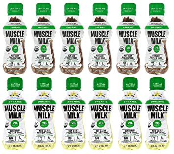 does muscle milk work