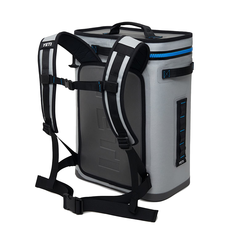YETI Hopper Backflip 24 Soft Sided Cooler/Backpack best coolers 2019