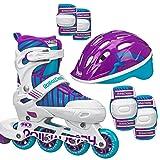 Roller Derby Carver Girls Inline/Protective Skate
