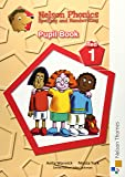 Nelson Phonics Spelling and Handwriting Student's Book Red 1 (Nelson English)