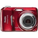 Kodak C1530 Digital Camera (Red)