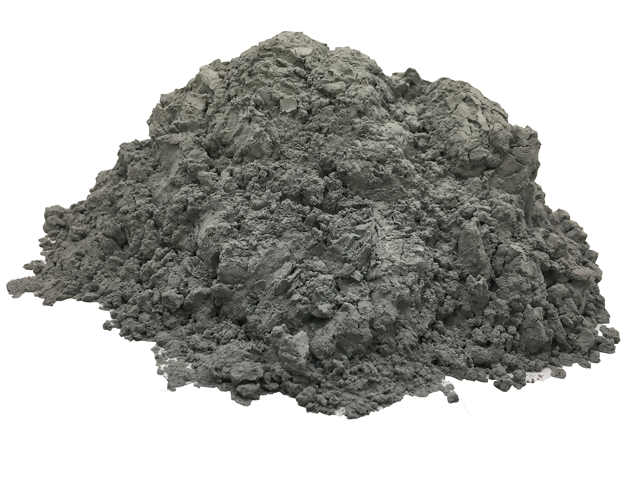 Aluminum Powder 5 Micron - 2.2 Pounds for a Range of Activities Such as Color Additives, Painting and Other Weekend Hobbies! by Mineral Dojo