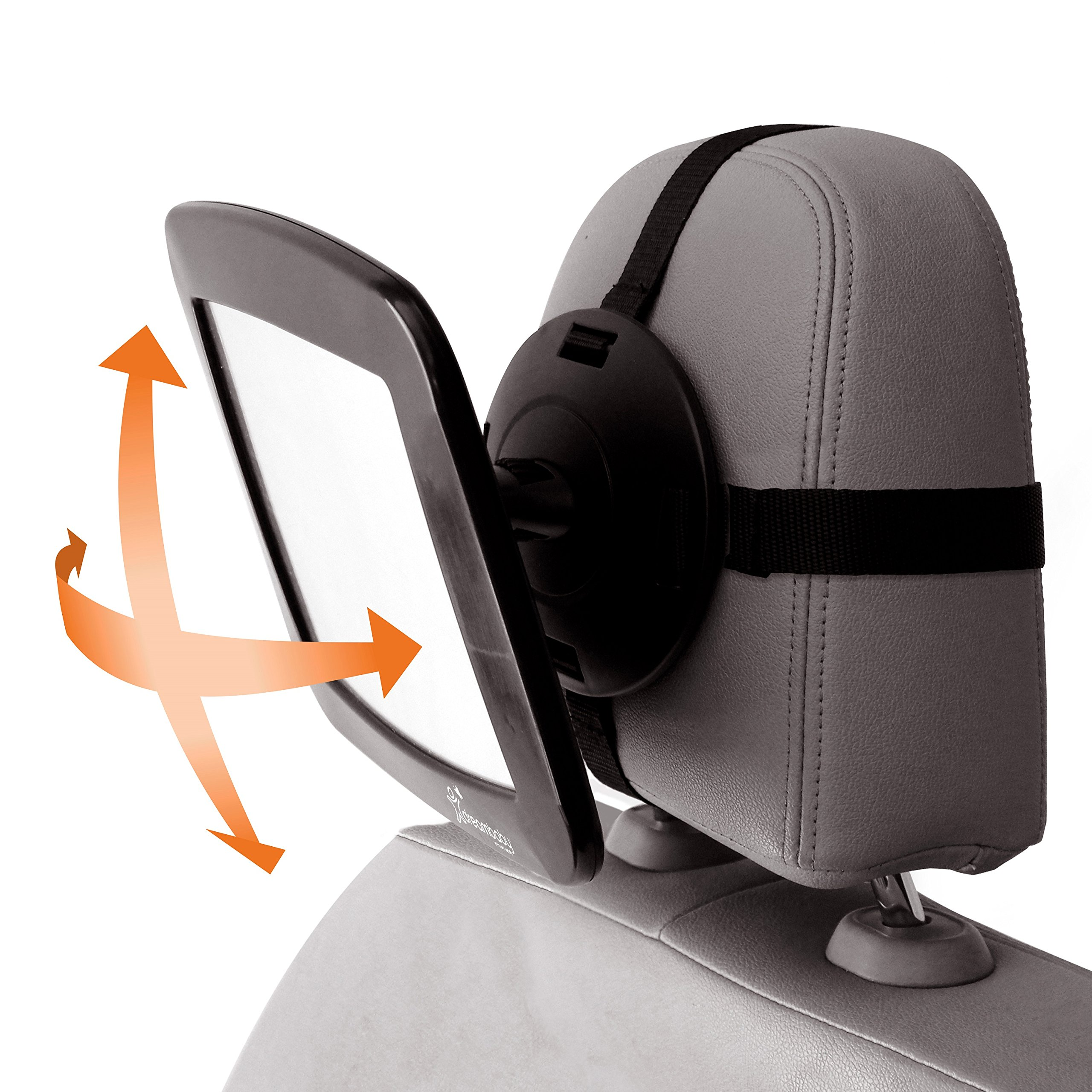 Dreambaby Adjustable Backseat Mirror (1 Pack) by Dreambaby (Image #9)