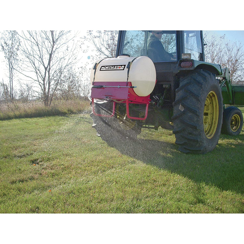 Northstar 3 Pt Broadcast And Spot Sprayer 55 Gallon Trailer Wiring Harness Tractor Supply 22 Gpm 12 Volt Lawn Garden Power Sprayers Outdoor