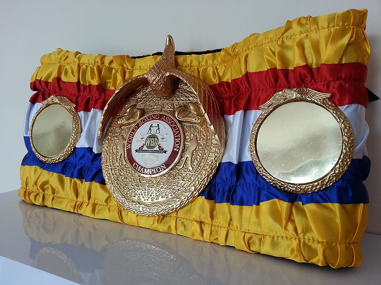 WBA Super Champion Boxen Gürtel: Amazon.de: Sport & Freizeit