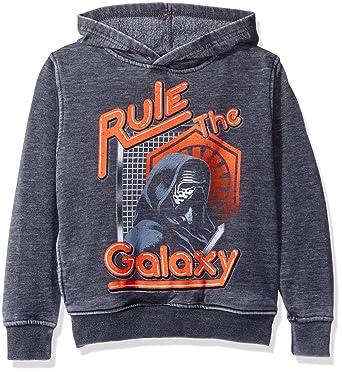 sale retailer f22ae fc031 Amazon.com  Star Wars Boys  Rogue One Kylo Ren Fleece Pullover  Clothing