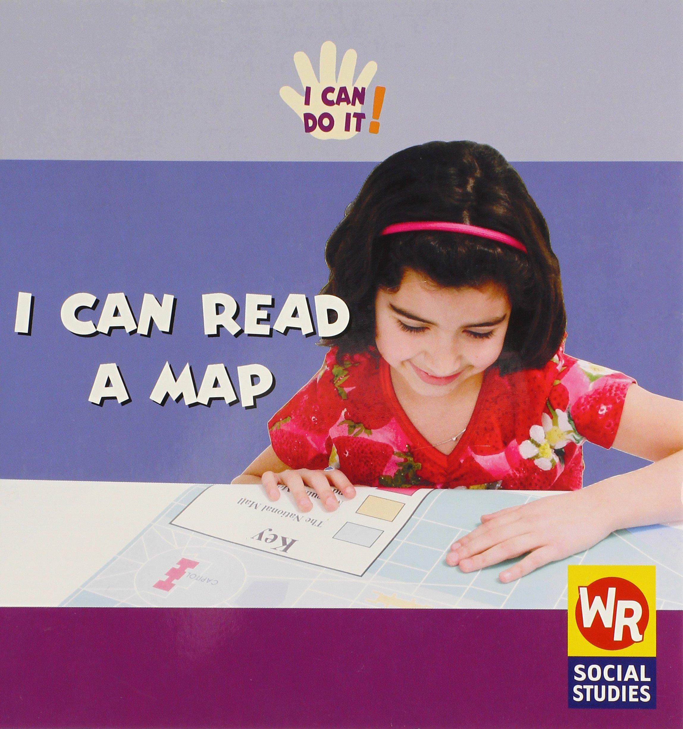 I Can Read a Map (I Can Do It!) pdf epub