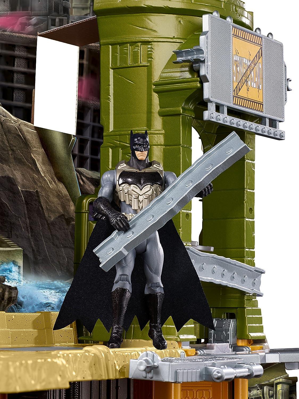 DC Liga de la Justicia Ultimate Justicia Campo de Batalla ...