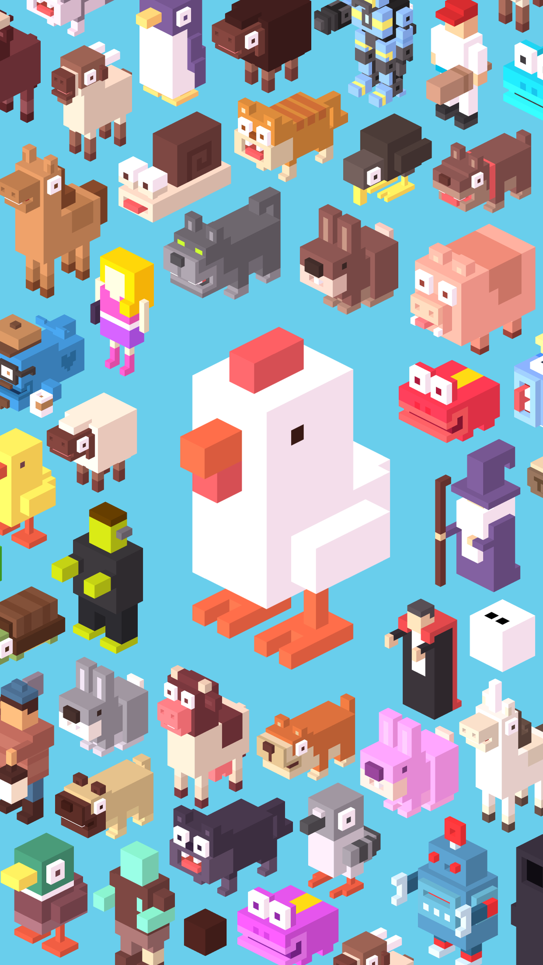 Amazon Com Crossy Road Appstore For Android