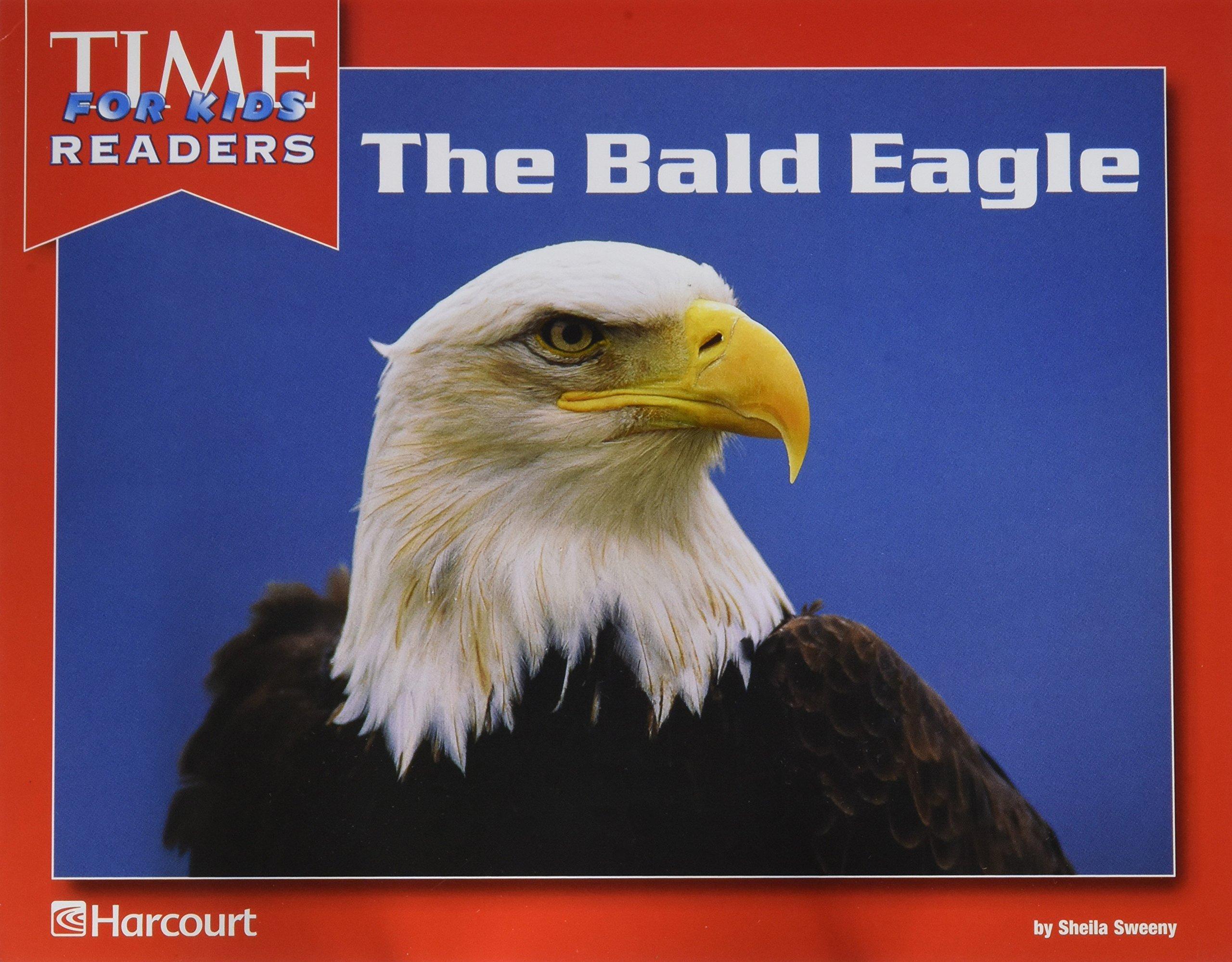 Harcourt School Publishers Reflections: Time for Kids Reader Grade K Bald Eagle pdf