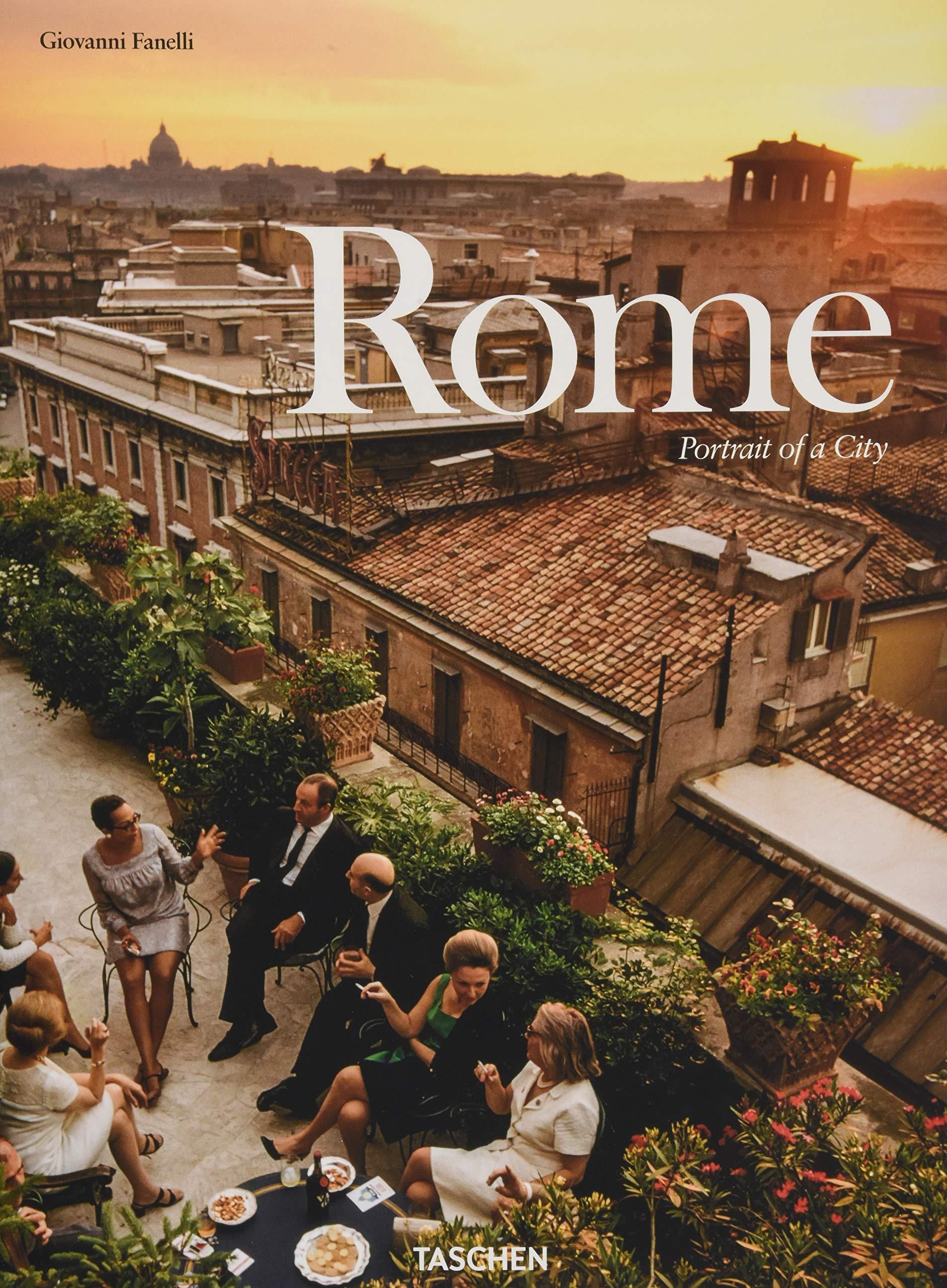 Rome: Portrait of a City (Multilingual Edition) pdf