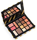 youstar – Make up Kit PALETTE, Highlighting-, Blush- & Bronzing Powder, 12 Eyeshadow