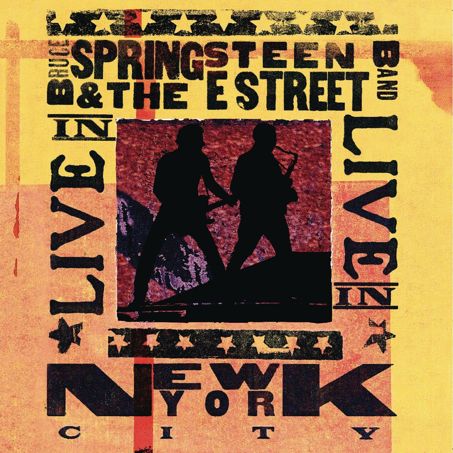 Bruce Springsteen & the E Street Band: Live in New York City by Columbia