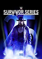WWE: Survivor Series 2015