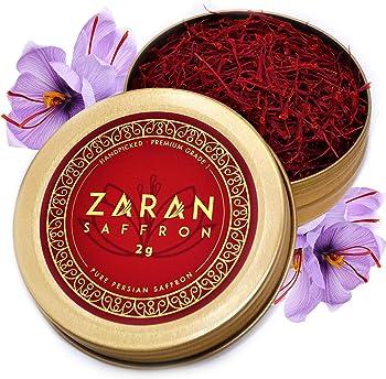 Zaran Saffron All-Red Persian Saffron Spice Threads