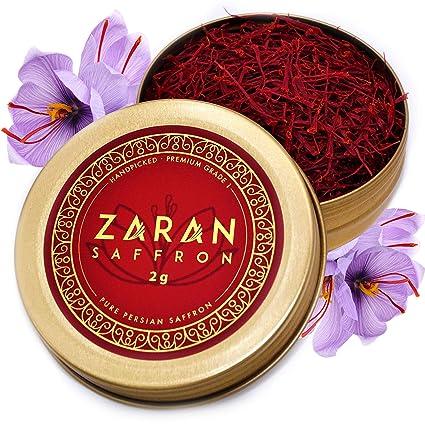 Amazon Com Zaran Saffron Superior Saffron Threads Premium All