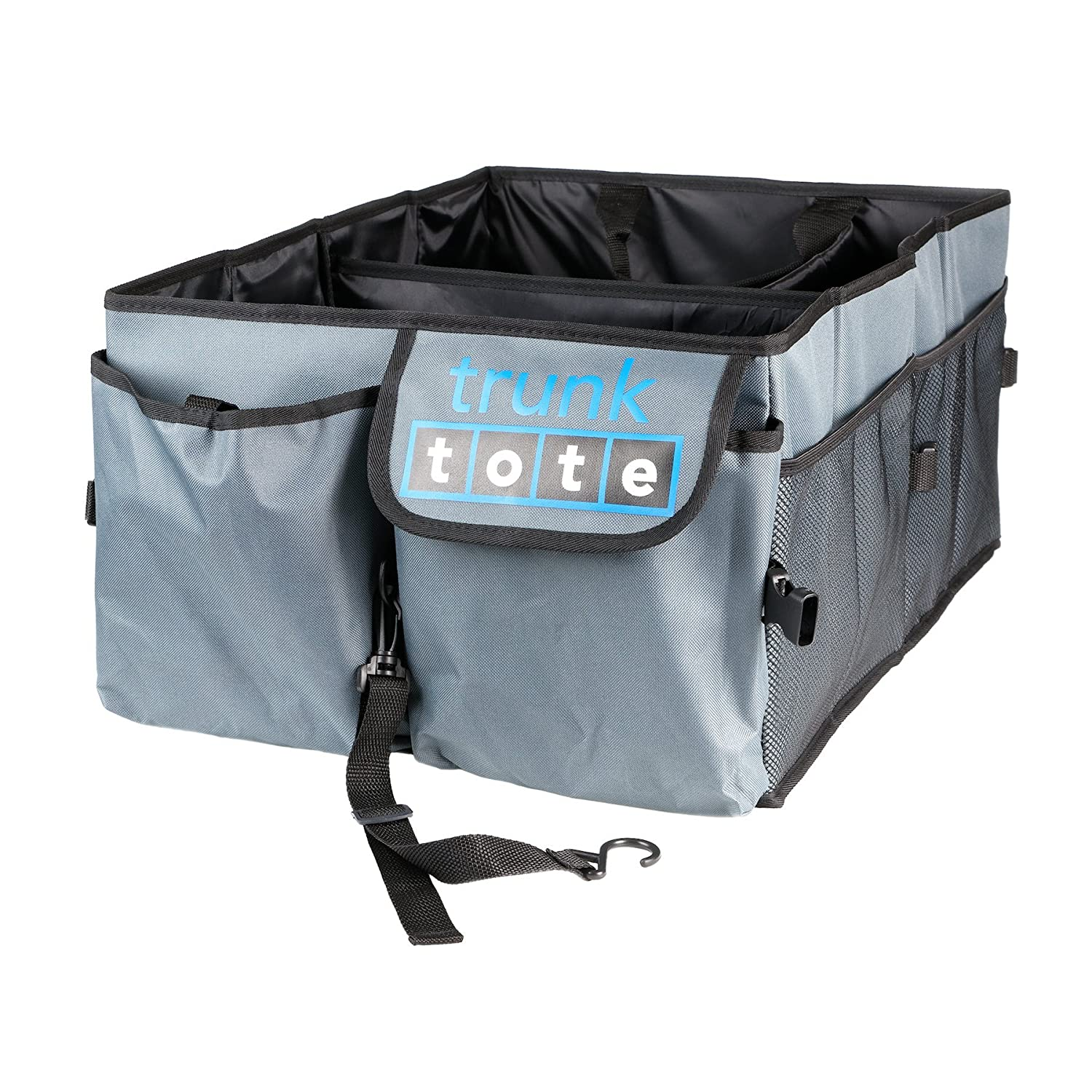 Trunk Tote Car Trunk Organizer - Storage Trunk Organizer Fits All Makes and Models