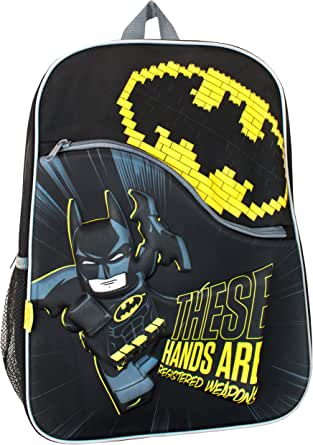 Lego Batman Boys Lego Batman Backpack