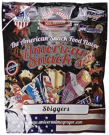 Max Protein American Snacks Harina de Avena, Sabores - 2000 gr: Amazon.es: Salud y cuidado personal
