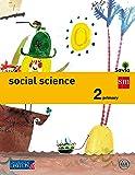 Social science. 2 Primary. Savia - 9788415743675