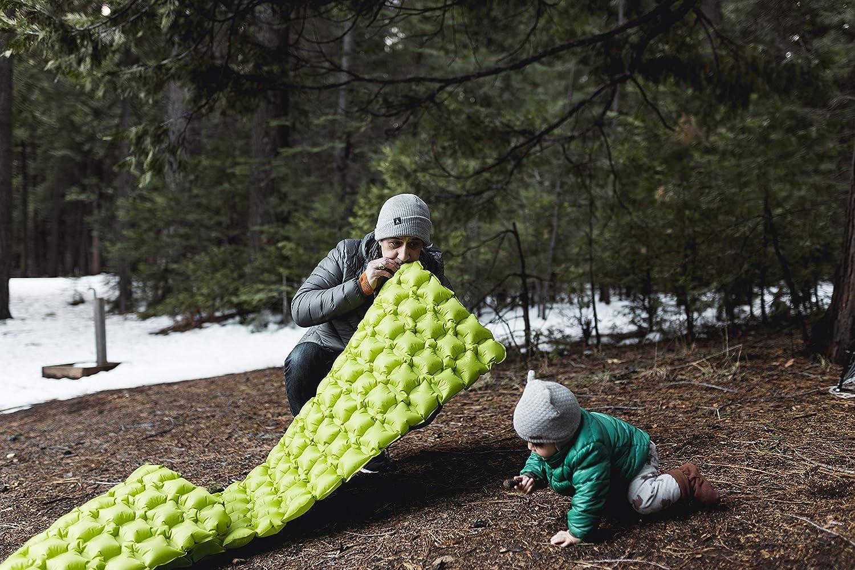 Tolaccea Matelas de Camping Tapis de Couchage Camping Couchage D/'air Ultral/éger pour Camping Voyage Randonn/ée