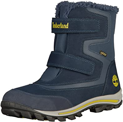 a8697c4b9df Timberland GORE-TEX CA1LJ1 Boys Booties: Amazon.co.uk: Shoes & Bags