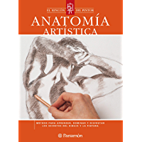 Anatomía artística: Método para aprender, dominar y disfrutar