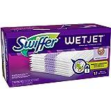 Swiffer WetJet Hardwood Floor Spray Mop Pad Refill Original 17 Count