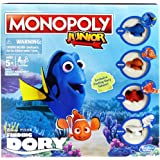 Finding Dory Monopoly Jr Game