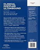 Clinical Doppler Ultrasound: Expert Consult: Online and Print