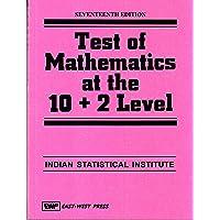 Test of Mathematics at the 10+2 Level, 16/e
