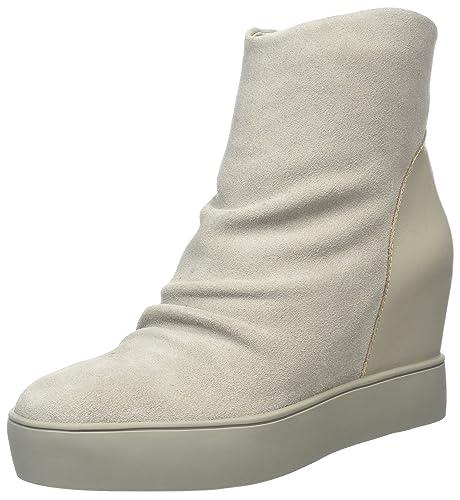 Shoe The Bear Trish S, Zapatillas Altas para Mujer, Gris (Grey), 36 EU