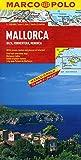 Mallorca (Ibiza, Formentera, Menorca) Marco Polo Map (Marco Polo Maps)